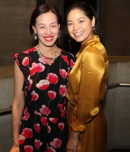 Lia Chang and Eva Noblezada. Photo by Reeve Carney
