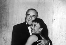 Richard Rodgers and Pat Suzuki (Photo courtesy of Rodgers & Hammerstein Organization)