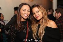 Ernabel Demillo and Cyn Casasola. Photo by Lia Chang