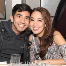 Aaron J. Albano and Jaygee Macapugay. Photo by Lia Chang