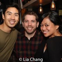 Devon Ilaw and Renee Abulario. Photo by Lia Chang