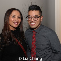 Ernabel Demillo and Steven Cuevas. Photo by Lia Chang