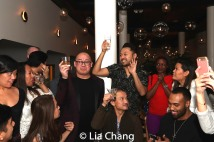 Brian Jose, Jon Jon Briones and Billy Bustamante. Photo by Lia Chang