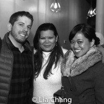 Liz Casasola and Renee Abulario. Photo by Lia Chang