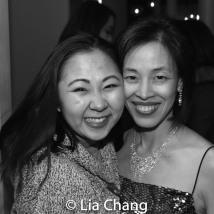 Kendyl Ito and Lia Chang. Photo by Garth Kravits