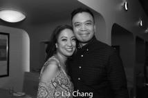 Jaygee Macapugay and Jose Llana. Photo by Lia Chang