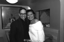 Garth Kravits and Liz Casasola. Photo by Lia Chang