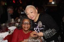 Mary Alice and Lori Tan Chinn. Photo by Lia Chang