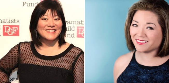 Ann Harada and Erin Quill