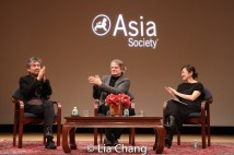 David Henry Hwang, Bartlett Sher and Karen Shimakawa. Photo by Lia Chang