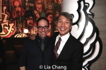 Garth Kravits and Jason Ma. Photo by Lia Chang