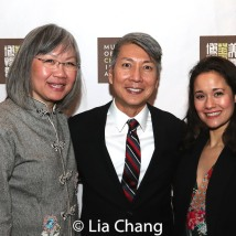 June Jee, Jason Ma and Ali Ewoldt. Photo by Lia Chang