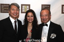 Jason Ma, Ali Ewoldt, Greg Ho. Photo by Lia Chang