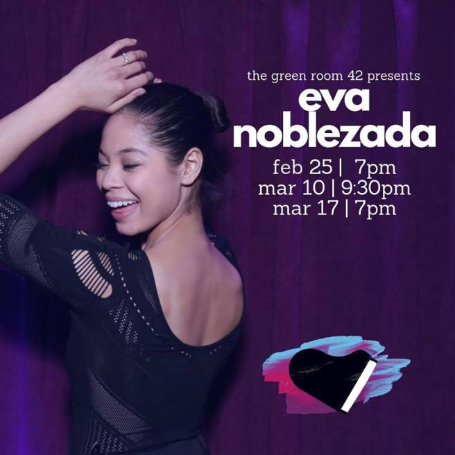 Eva Noblezada. Photo: Facebook