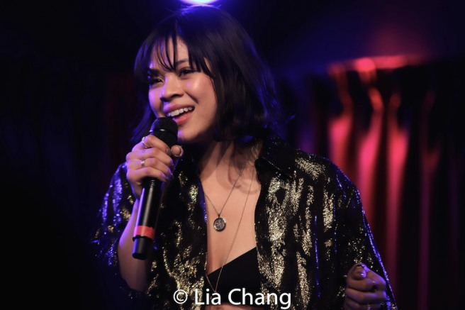 Eva Noblezada. Photo by Lia Chang