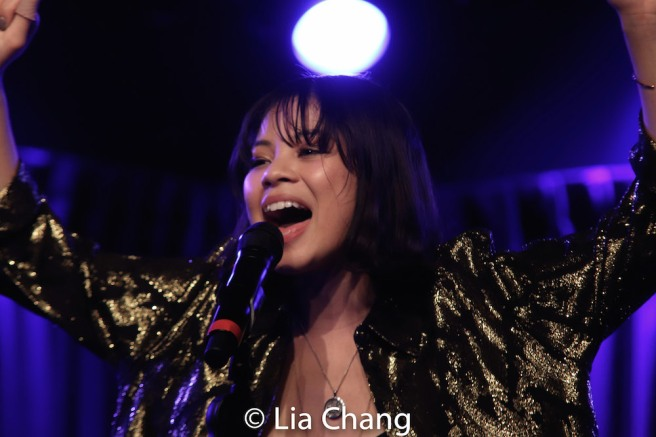 Eva Noblezada. Photo by Lia Chang