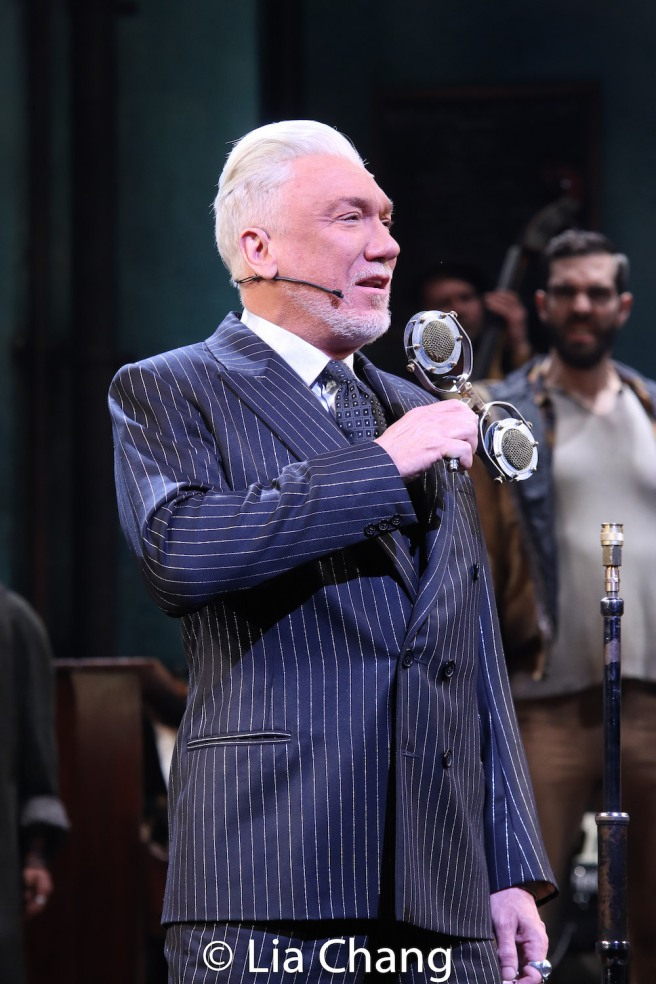 Patrick Page as Hades. Photo by Lia Chang