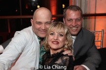 Taylor Mac, Anais Mitchell and Jake Heinrichs. Photo by Lia Chang