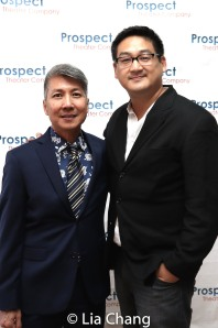 Jason Ma and Timothy Huang. Photo by Lia Chang