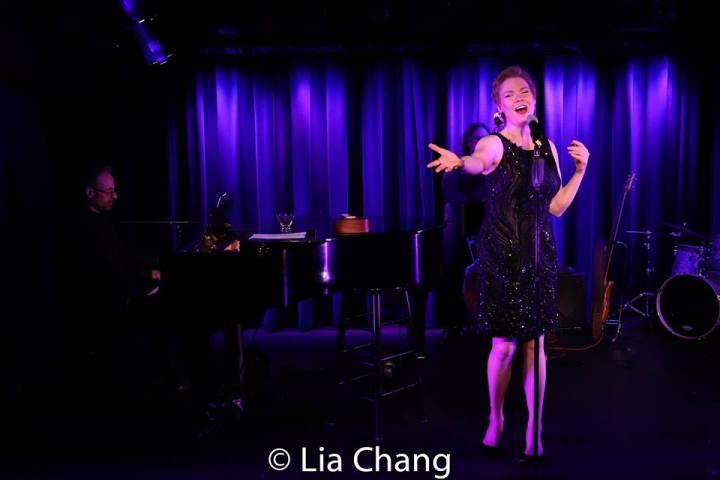 Gary Adler, Jennifer Barnhart, Jim Donica. Photo by Lia Chang