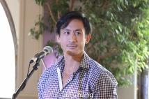 Hansel Tan. Photo by Lia Chang