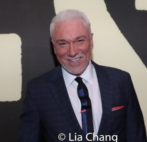 Patrick Page. Photo by Lia Chang