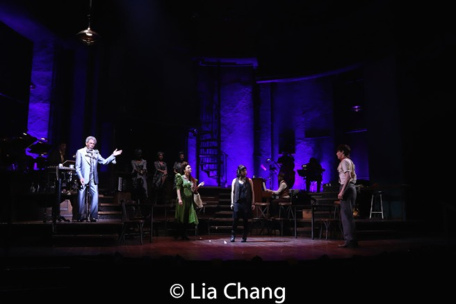 The company of HADESTOWN. Photo by Lia Chang