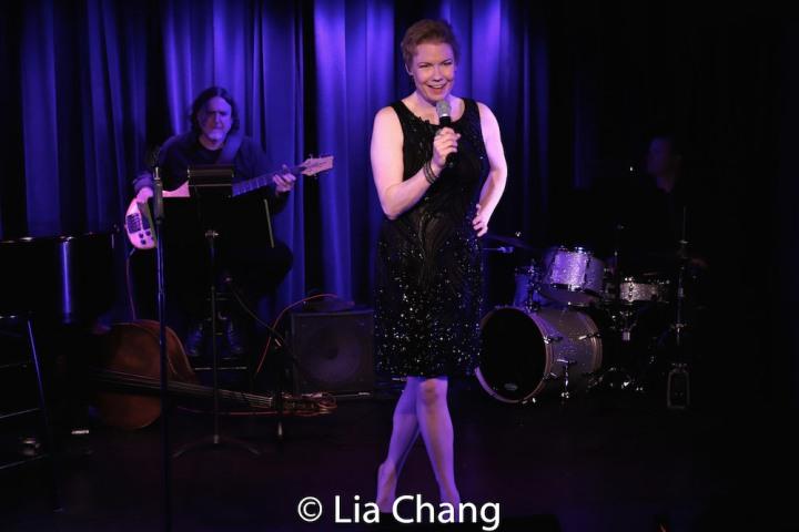 Jim Donica, Jennifer Barnhart, Michael Croiter. Photo by Lia Chang
