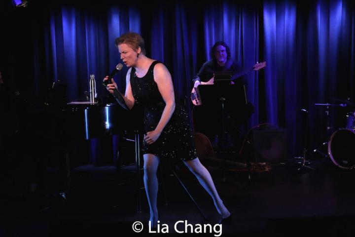 Jennifer Barnhart, Jim Donica. Photo by Lia Chang