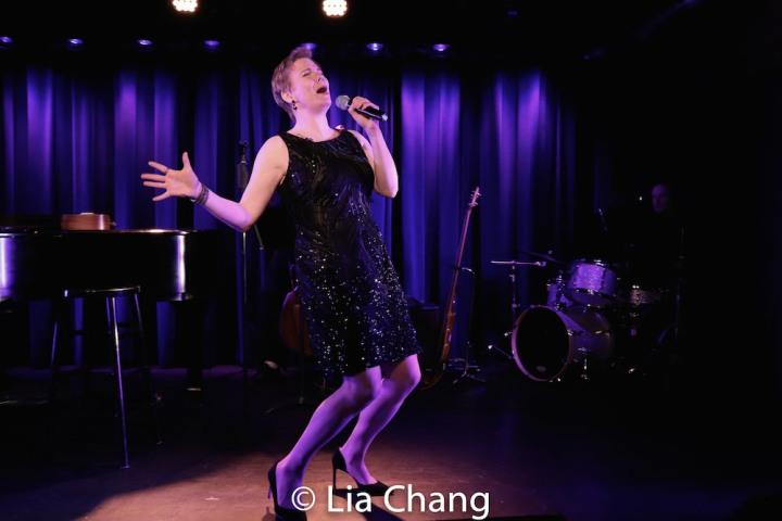 Jennifer Barnhart. Photo by Lia Chang