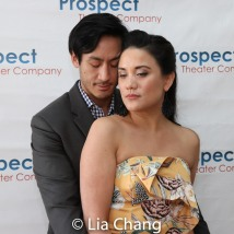 Hansel Tan and Diane Phelan. Photo by Lia Chang