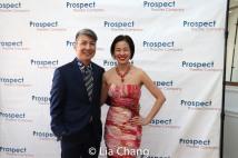 Jason Ma and Lia Chang