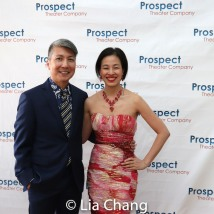 Jason Ma and Lia Chang