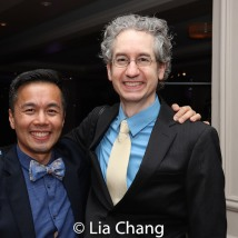 Steven Eng and Tony Vallés. Photo by Lia Chang
