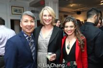 Jason Ma, Kristi Hutchinson-Towey and Kimbirdlee Fadner. Photo by Lia Chang