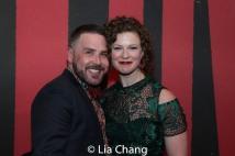 Kevin Thomas Garcia and Katrina Newman. Photo by Lia Chang