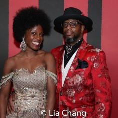 Kimberly Marable and Melvin Abston. Photo by Lia Chang