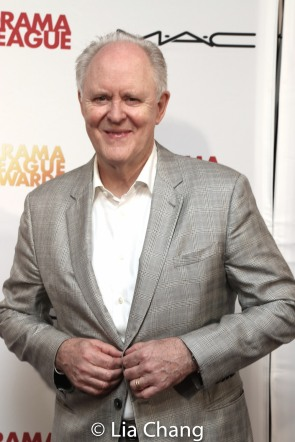 John Lithgow. Photo by Lia Chang