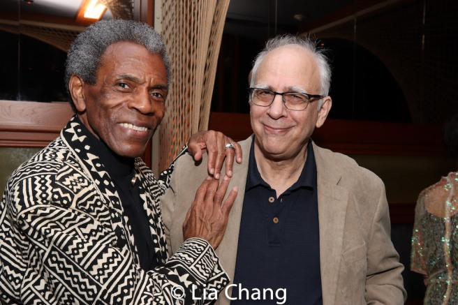 48 Hours with Three-Time Tony Nominee André De Shields at