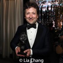 2019 Tony Award winner Bradley King. Photo by Lia Chang