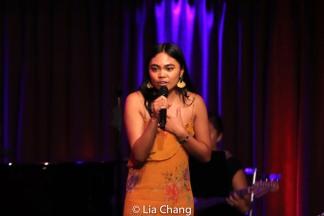 Lianah Sta. Ana. Photo by Lia Chang