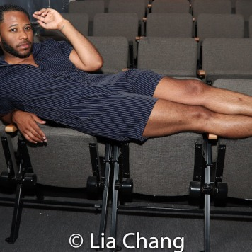 Larry Powell. Photo by Lia Chang