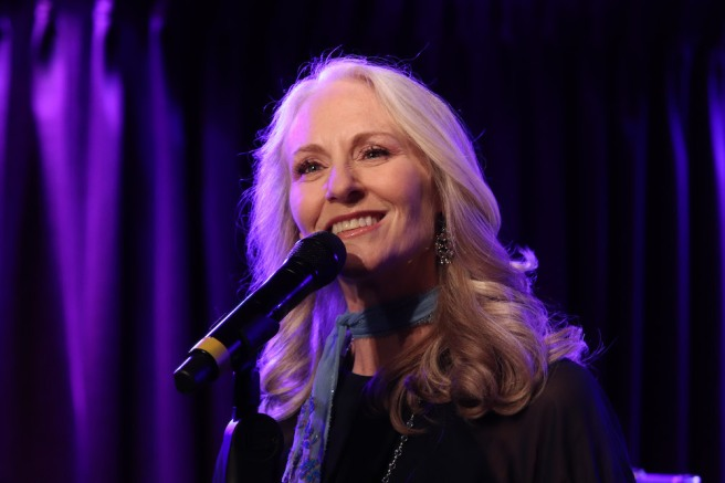 Elizabeth Ward Land Set For Encore Performances Of STILL WITHIN THE SOUND OF MY VOICE: THE SONGS OF LINDA RONSTADT At The Green Room 42