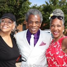 Marsha Reeves_Jews, André De Shields and Helen Holton. Photo by Lia Chang