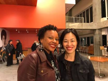 Nambi E. Kelley and Lia Chang