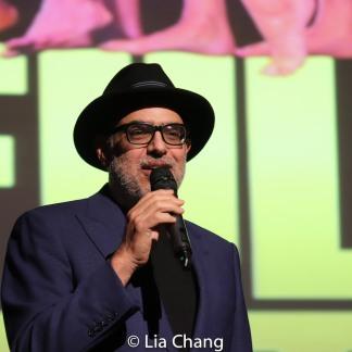 David Yazbek. Photo by Lia Chang