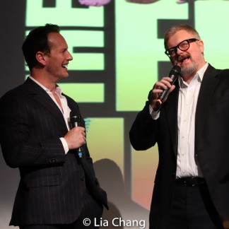 Patrick Wilson and John Ellison Conlee. Photo by Lia Chang