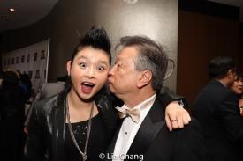 Jacinta Ma and Jason Ma. Photo by Lia Chang