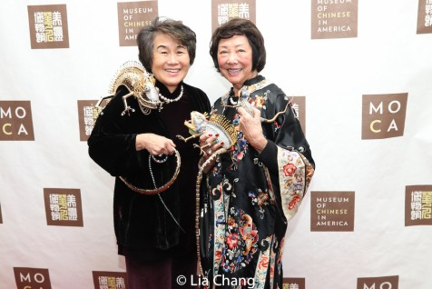 Sandra Lee and Marie Lee. Photo by Lia Chang