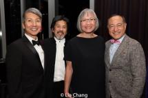 Jason Ma, Tony Jee, June Jee and Alan Muraoka. Photo by Lia Chang